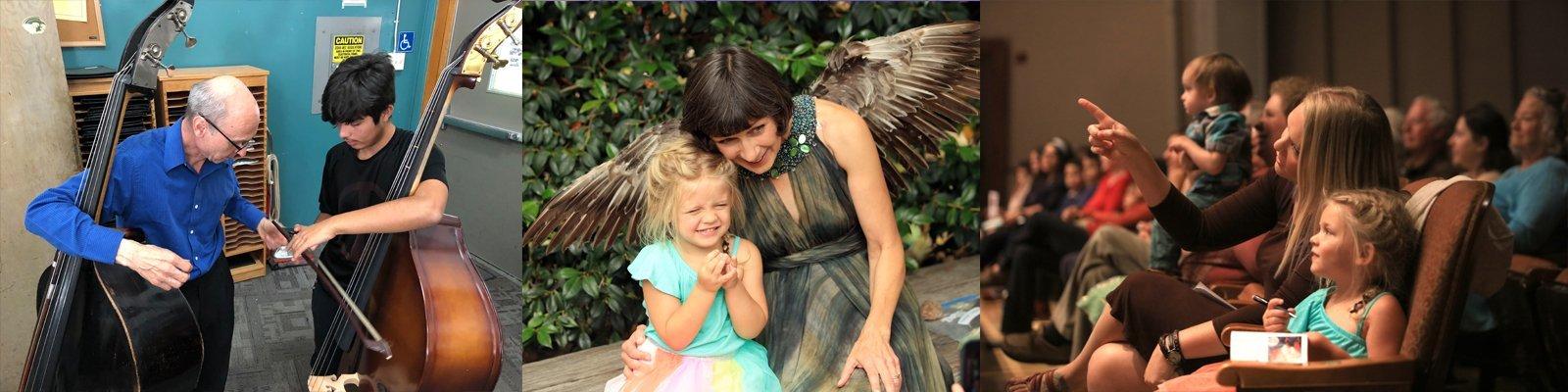 Community Engagement – Carmel Bach Festival